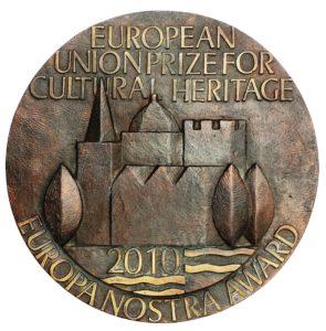 Restaurierung Europa Nostra Award 2010
