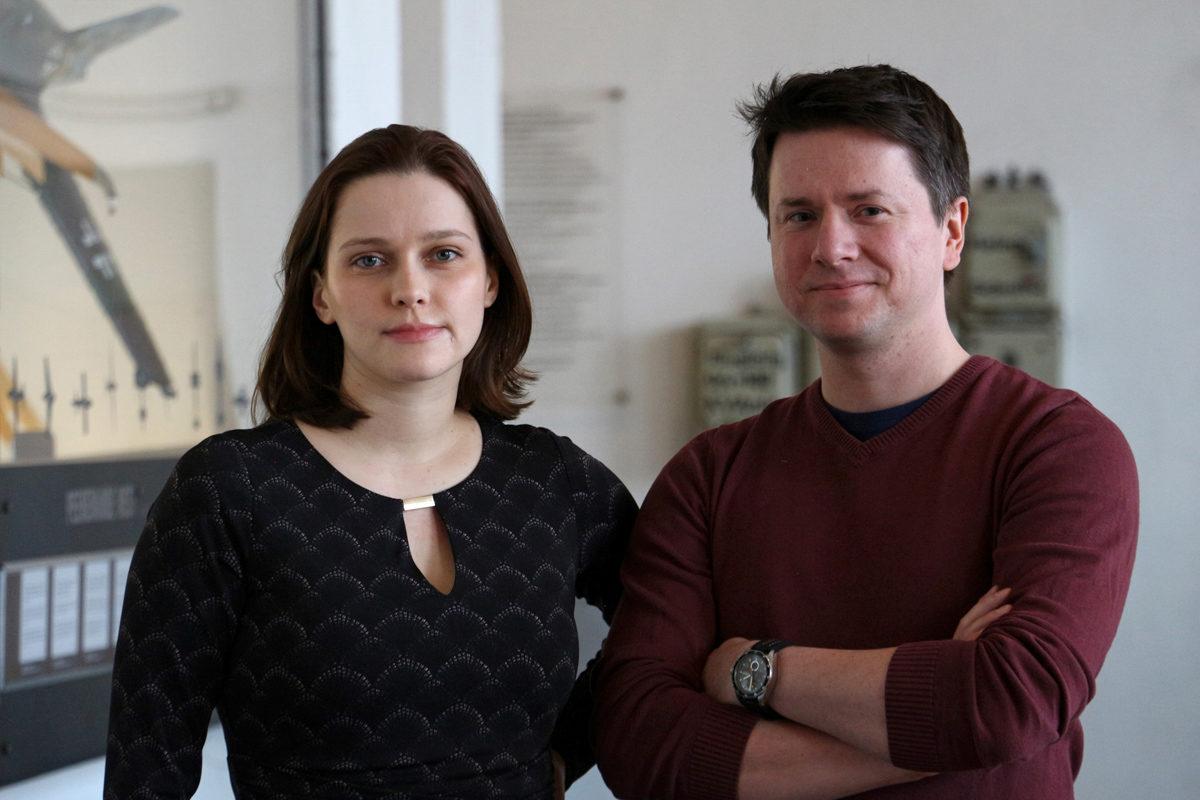 ForschungsprojekteConstanze Seifert und Daniel Brandau