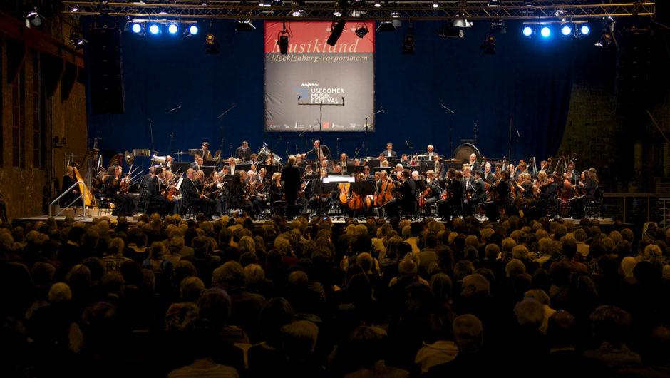 Sinfoniekonzert zum Ausklang des Musiklandes MV