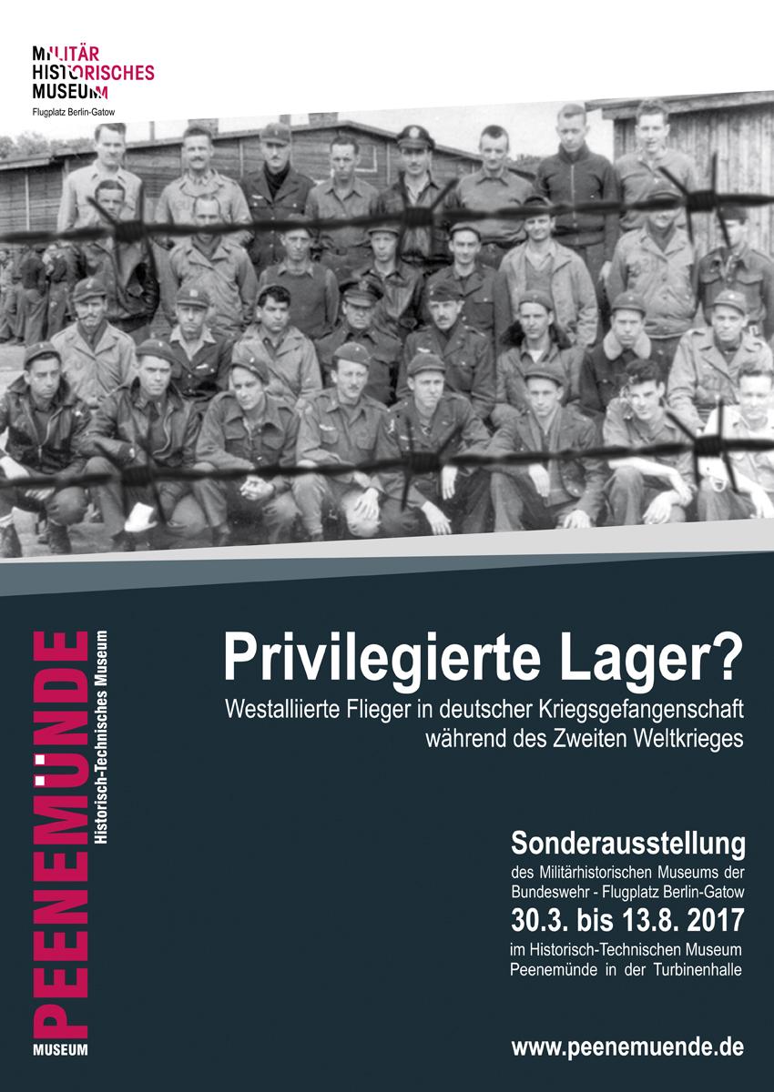 Privilegierte Lager? Westalliierte Flieger in deutscher Kriegsgefangenschaft während des Zweiten Weltkrieges