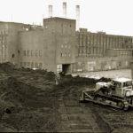 Während der DDR-Zeit stieg man von Stein- auf Braunkohle um. Steinkohle offerierte zwar eine höhere Effizienz im Kraftwerk, doch Braunkohle war kostengünstiger. (HTM Peenemünde, Archiv)