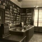 Der Buchladen im Kaufhaus, Aufnahme um1940, Foto: Hermann Hesse (HTM Peenemünde, Archiv)
