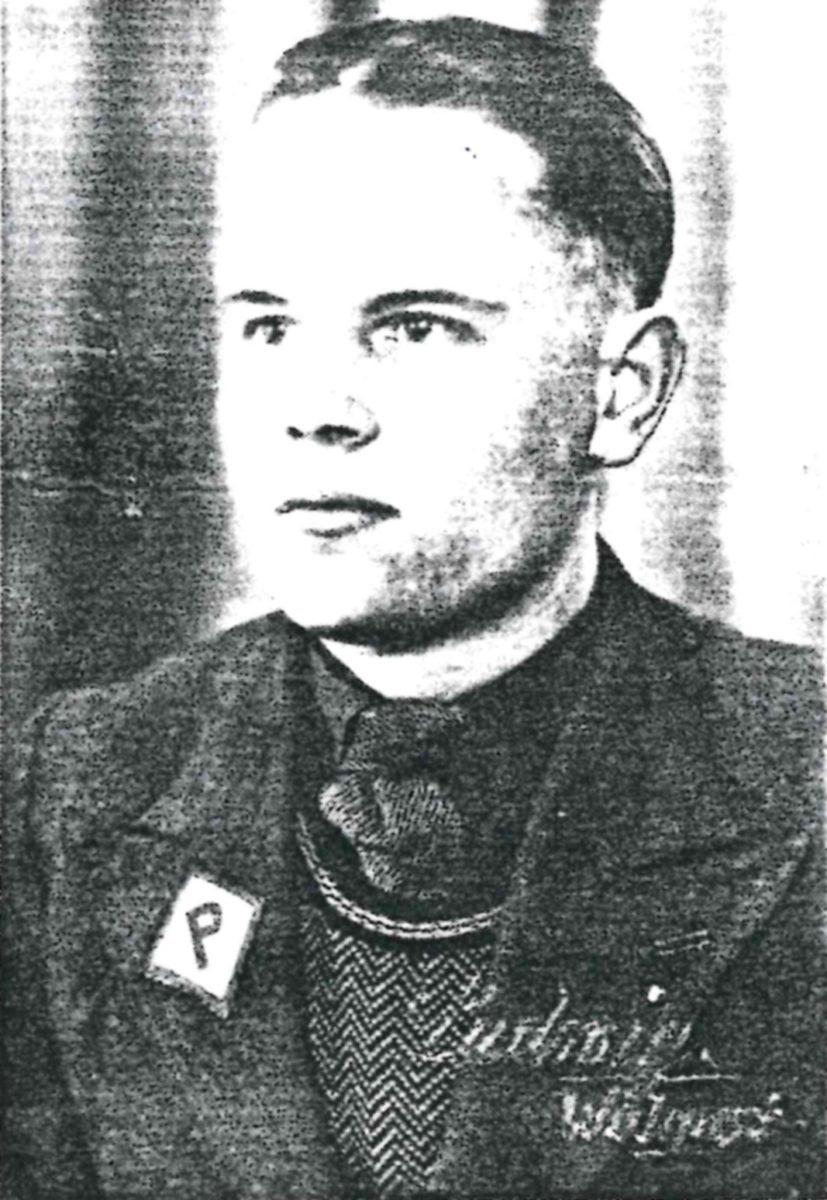Polnischer Häftling Leon Dropek, 1974. (HTM Peenemünde, Archiv)
