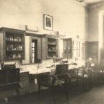 Friseursalon im Kaufhaus, Aufnahme um1940, Foto: Hermann Hesse (HTM Peenemünde, Archiv)