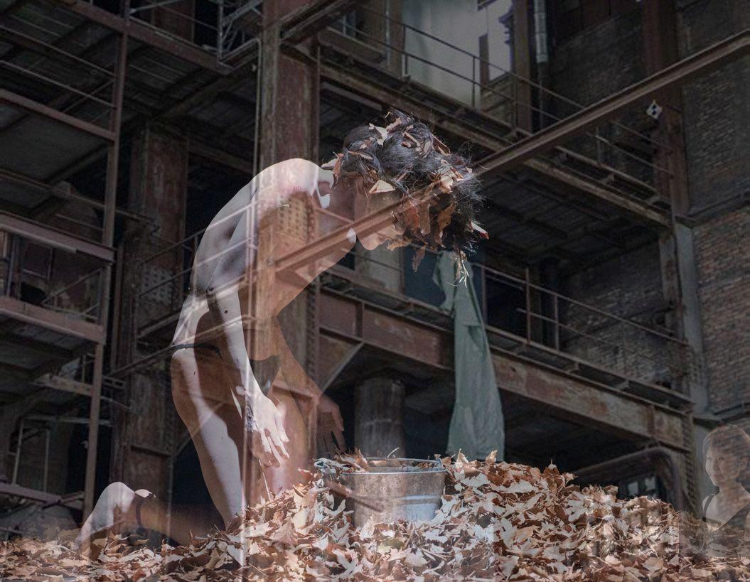 Peenemünde Compassion -Butoh Tanz Performance