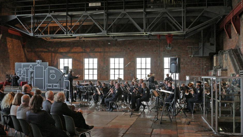 Konzert des Bundespolizeiorchesters Berlin